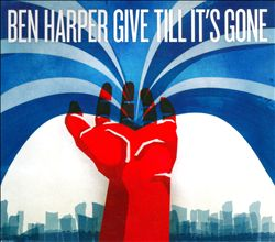 Ben Harper - Give Till It's Gone CD (album) cover