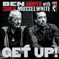 Ben Harper - Get Up! CD (album) cover