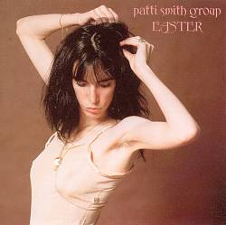 Patti Smith - Easter CD (album) cover