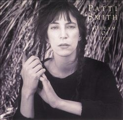 Patti Smith - Dream Of Life CD (album) cover