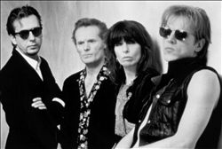 PRETENDERS image groupe band picture