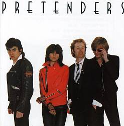 PRETENDERS - Pretenders CD album cover
