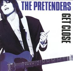 Pretenders - Get Close CD (album) cover