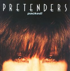 Pretenders - Packed! CD (album) cover