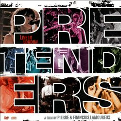 Pretenders - Live In London CD (album) cover