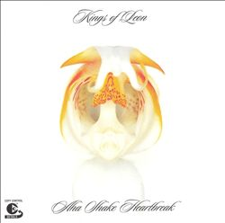 KINGS OF LEON - A-ha Shake Heartbreak CD album cover