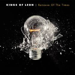 Kings Of Leon - Because Of The Times CD (album) cover