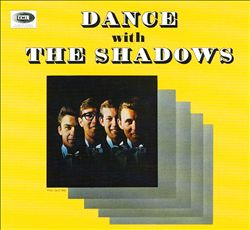 The Shadows - Dance With The Shadows CD (album) cover