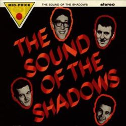The Shadows - The Sound Of The Shadows CD (album) cover