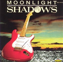 The Shadows - Moonlight Shadows CD (album) cover