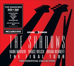 The Shadows - The Final Tour [metro] CD (album) cover