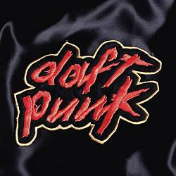 DAFT PUNK - Homework CD album cover