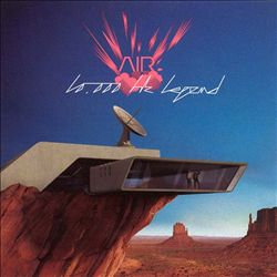 Air - 10,000 Hz Legend CD (album) cover