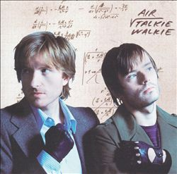 Air - Talkie Walkie CD (album) cover