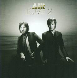 Air - Love 2 CD (album) cover