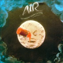 Air - Le Voyage Dans La Lune (a Trip To The Moon) CD (album) cover
