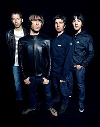 OASIS image groupe band picture