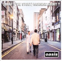 Oasis - (what's The Story) Morning Glory? CD (album) cover