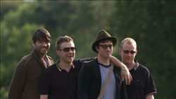 BLUR image groupe band picture