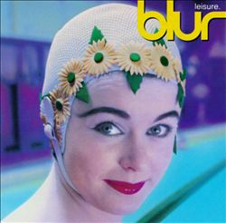Blur - Leisure CD (album) cover
