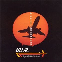 Blur - Live At The Budokan CD (album) cover