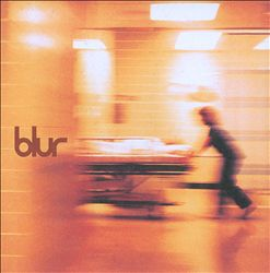 Blur - Blur CD (album) cover