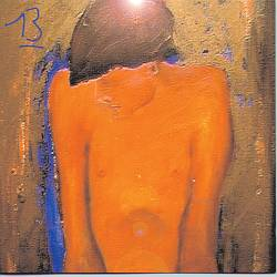 Blur - 13 CD (album) cover