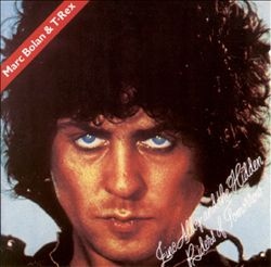 Marc Bolan - Zinc Alloy And The Hidden Riders Of Tomorrow CD (album) cover
