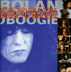 Marc Bolan - Born To Boogie [soundtrack] CD (album) cover