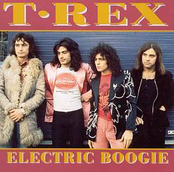 Marc Bolan - Electric Boogie CD (album) cover