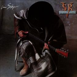 Stevie Ray Vaughan - In Step CD (album) cover