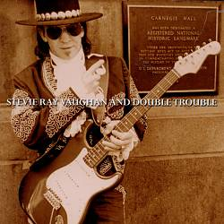 Stevie Ray Vaughan - Live At Carnegie Hall CD (album) cover