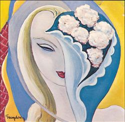 DEREK & THE DOMINOS - Layla And Other Assorted Love Songs CD album cover