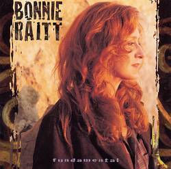 BONNIE RAITT - Fundamental CD album cover