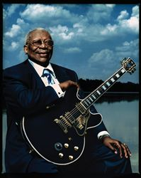 B.B.  KING image groupe band picture