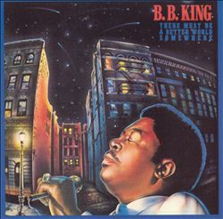 B.b.  King - There Must Be A Better World Somewhere CD (album) cover