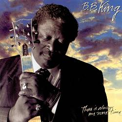 B.b.  King - There Is Always One More Time CD (album) cover