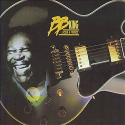 B.b.  King - Lucille & Friends CD (album) cover