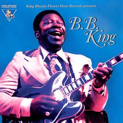 B.b.  King - King Biscuit Flower Hour Presents B.b. King CD (album) cover