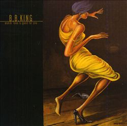 B.b.  King - Makin' Love Is Good For You CD (album) cover