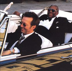 B.b.  King - Riding With The King CD (album) cover
