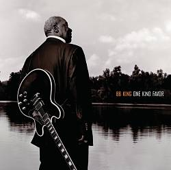 B.b.  King - One Kind Favor CD (album) cover