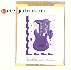 ERIC JOHNSON - Ah Via Musicom CD album cover