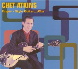 Chet Atkins - Finger Style Guitar CD (album) cover