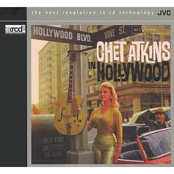 Chet Atkins - Chet Atkins In Hollywood [#1] CD (album) cover