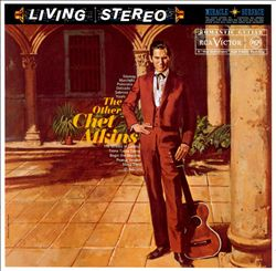 Chet Atkins - The Other Chet Atkins CD (album) cover