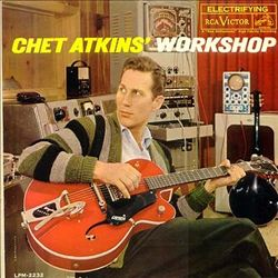 Chet Atkins - Chet Atkins' Workshop CD (album) cover