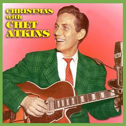 Chet Atkins - Christmas With Chet Atkins CD (album) cover