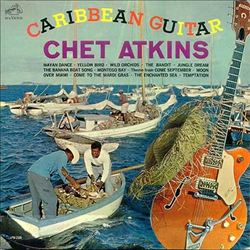 Chet Atkins - Caribbean Guitar CD (album) cover