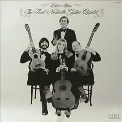 Chet Atkins - First Nashville Guitar Quartet CD (album) cover